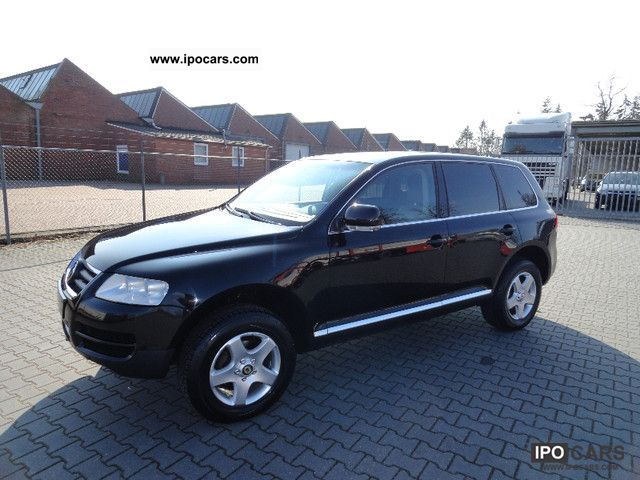2004 volkswagen touareg 2 5 r5 tdi automatic car photo and specs. Black Bedroom Furniture Sets. Home Design Ideas
