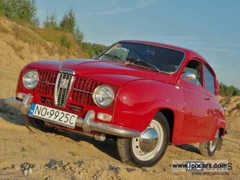 Saab  96 V4 1968 1968 Vintage, Classic and Old Cars photo