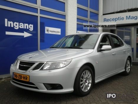 2007 Saab  9-3 1.8 TURBO NW.MODEL, 2e PAASDAG OPEN AIR ECC Limousine Used vehicle photo