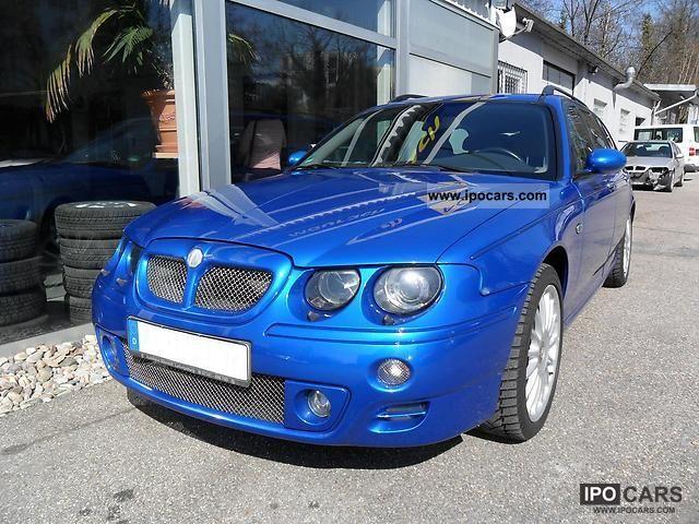 2003 MG  ZT-T 2.5 V6 Estate Car Used vehicle photo