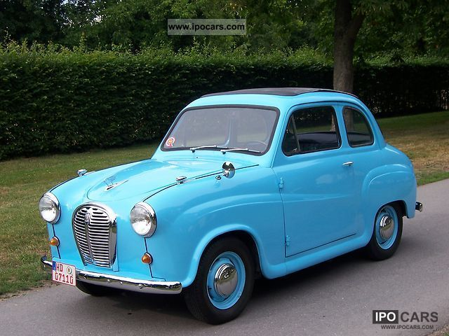 Austin  A35 - LHD - Two-Door Saloon 1958 Vintage, Classic and Old Cars photo