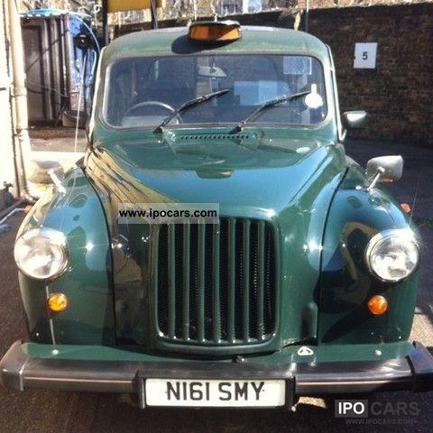 1995 Austin  London taxi Fairway TOP VEHICLE Van / Minibus Used vehicle photo