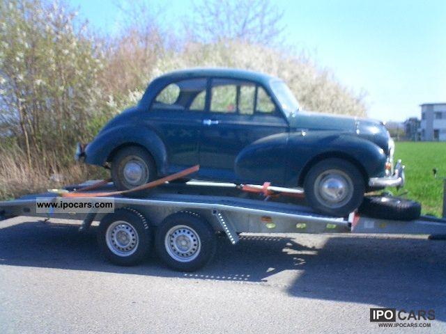 1958 Austin  Moris Minor 1000 Small Car Used vehicle photo