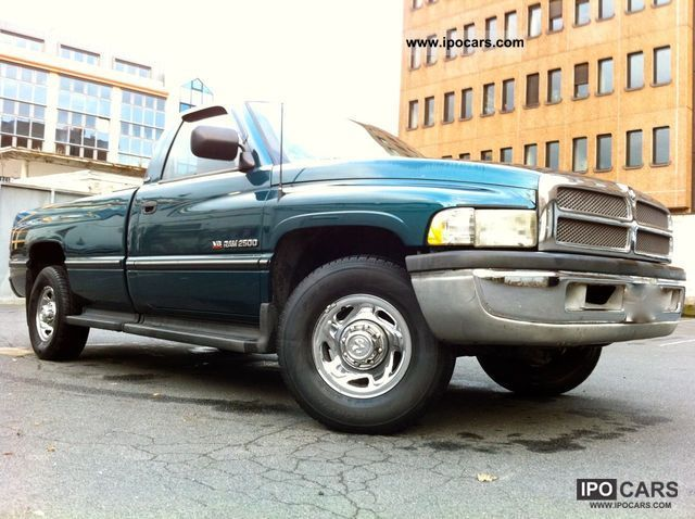Dodge  RAM 2500 5.9 V8 LPG + 1996 Liquefied Petroleum Gas Cars (LPG, GPL, propane) photo