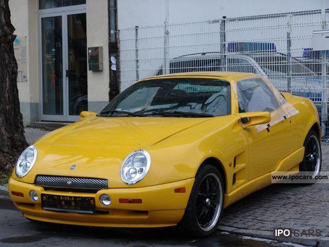 2001 DeTomaso  Qvale Cabrio / roadster Used vehicle photo