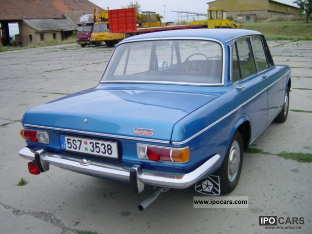 1973 Talbot Simca 1301 Special