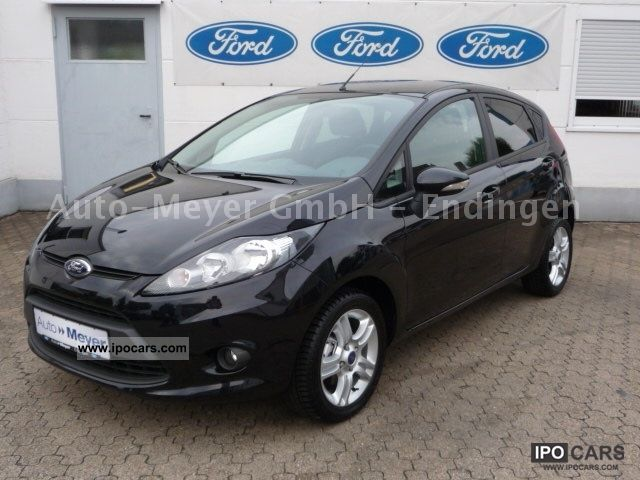 2010 Ford  Fiesta 1.25 ** VIVA edition *** P R I S H I T Small Car Used vehicle photo