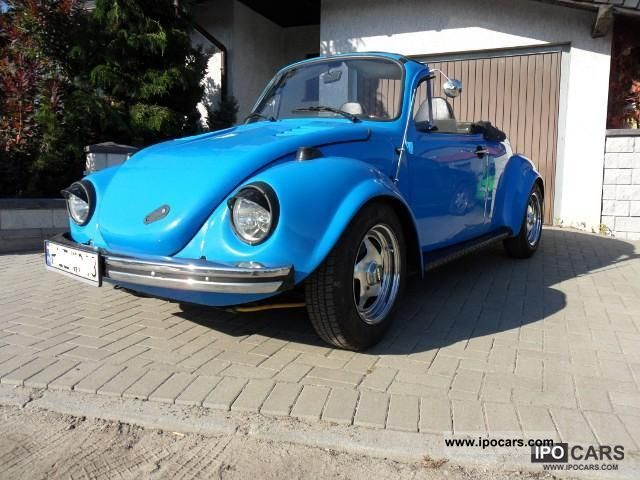 1975 Volkswagen  1303 Speedster like NEW Cabrio / roadster Used vehicle photo