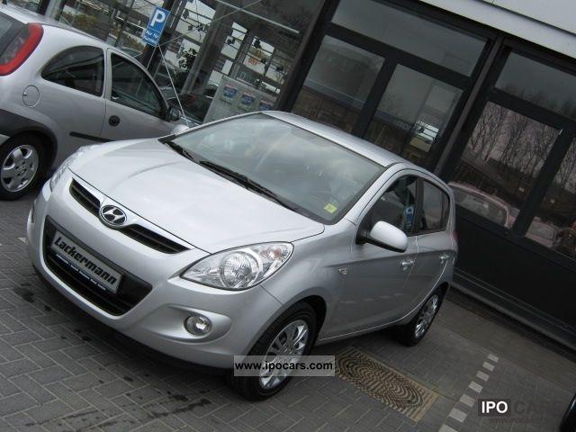 2009 Hyundai  i20 5t. Classic - air, aluminum, power, Limousine Used vehicle photo