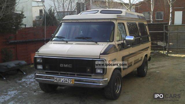 Gmc Vandura Lgw on 1997 Dodge Van Starcraft