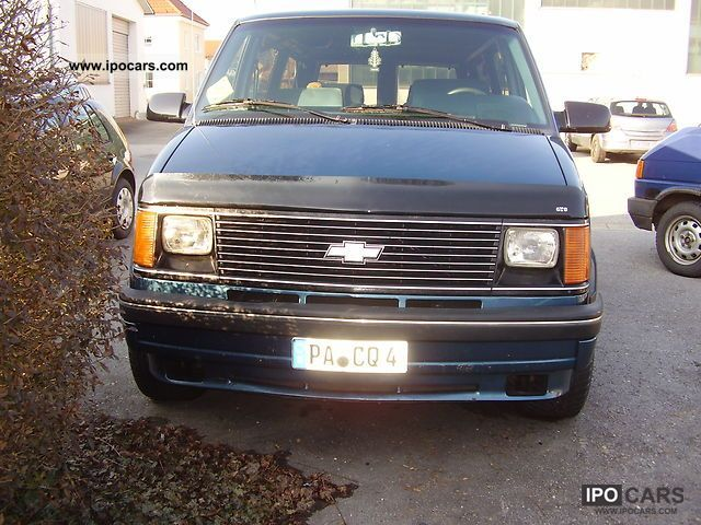 1990 GMC  ASTRO VAN Van / Minibus Used vehicle photo