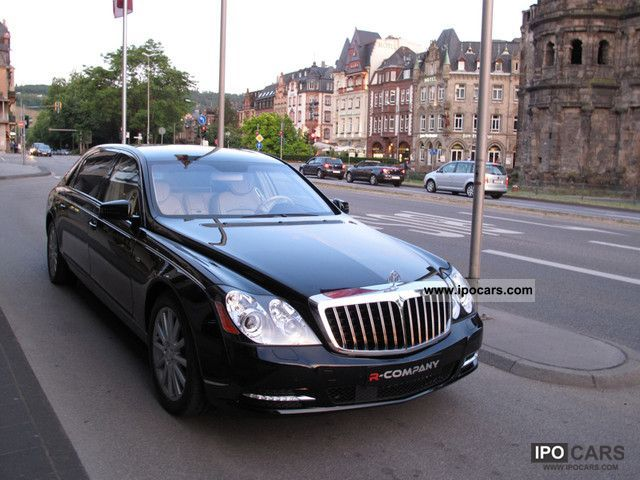 2011 Maybach 62 S Car Photo And Specs
