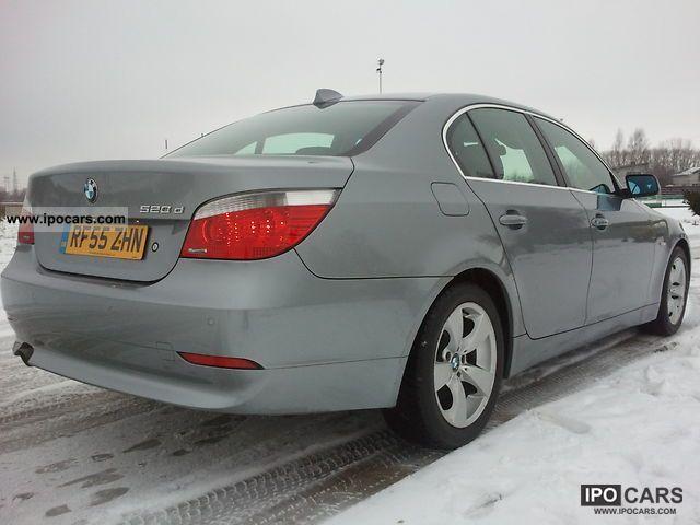 2005 BMW 520d Limousine Used Vehicle Photo