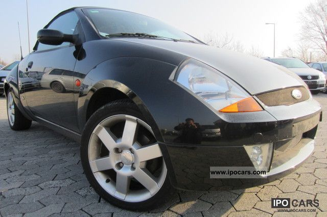 2004 Ford  StreetKa, PININFARINA, CHECKBOOK CARE Sports car/Coupe Used vehicle photo