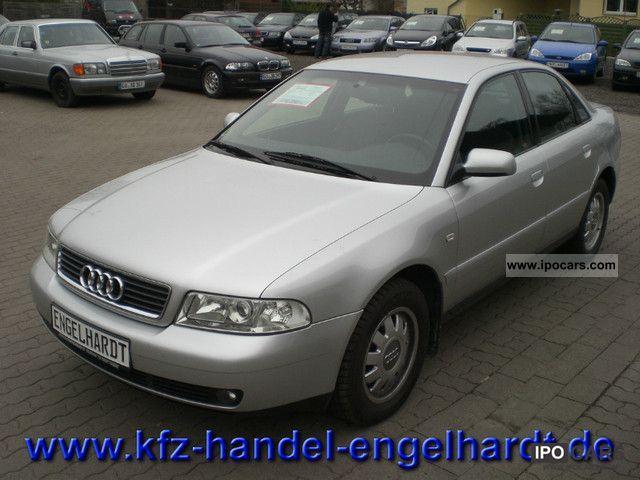 2000 Audi  A4 1.6 Limousine Used vehicle photo