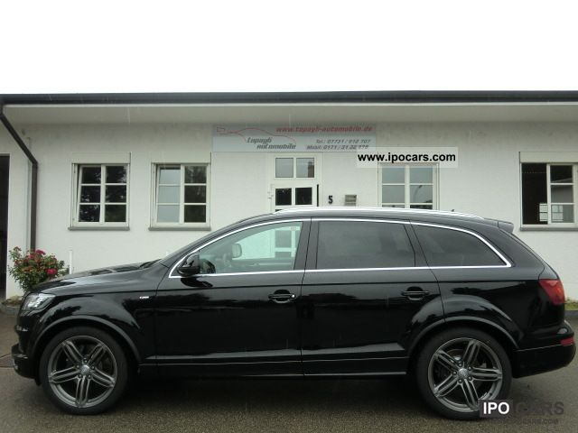 2012 audi tdi s line kamera luft panorama 21 q7 3 0 inches. Black Bedroom Furniture Sets. Home Design Ideas