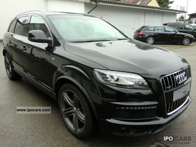 2012 audi q7 3 0 tdi s line full 21 inch pan car. Black Bedroom Furniture Sets. Home Design Ideas
