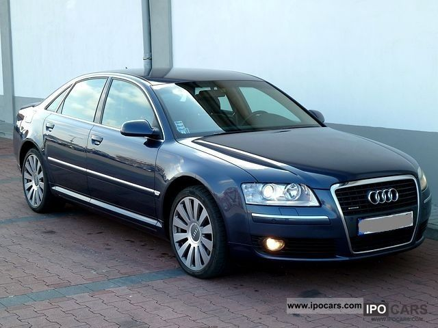 2007 Audi A8 3 0 Tdi Quattro Car Photo And Specs