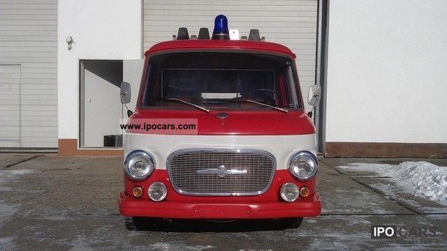 1967 Wartburg  Barkas B1000 KLF original 1967 Van / Minibus Classic Vehicle photo