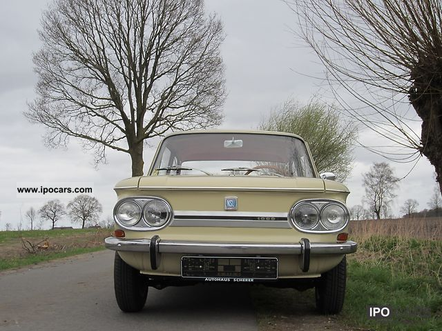 NSU  Prince 1000c 1968 Vintage, Classic and Old Cars photo