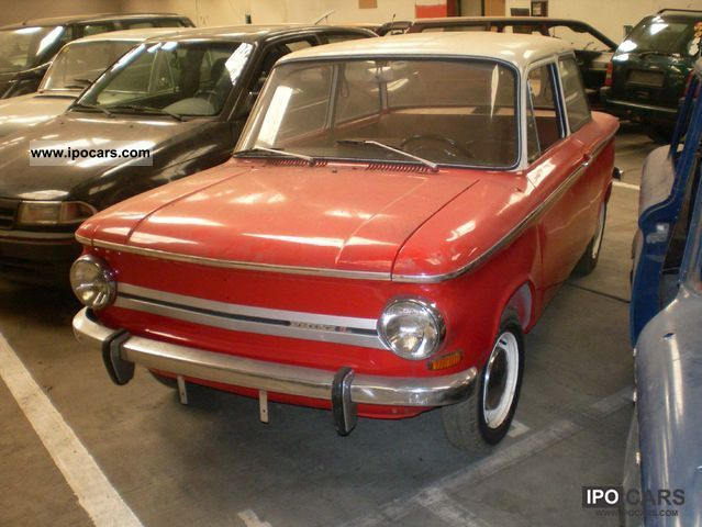 1971 NSU  PRINCE 4 Small Car Used vehicle photo