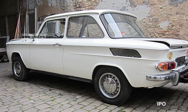 NSU  1200 C 1968 Vintage, Classic and Old Cars photo
