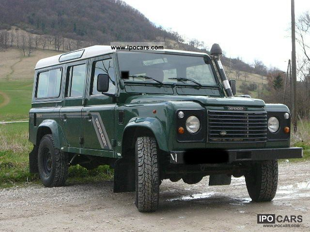 1995 Land Rover  110 TDI County Off-road Vehicle/Pickup Truck Used vehicle photo
