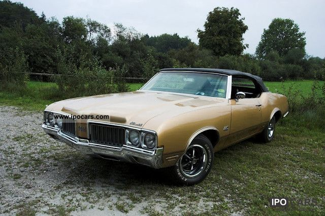 Oldsmobile  442 1970 Vintage, Classic and Old Cars photo