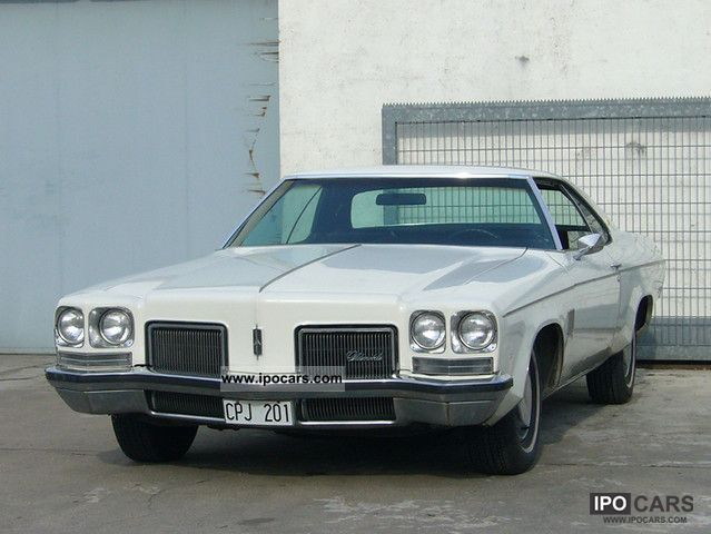 Oldsmobile  Delta 88 Royale Coupe 5.7L 350cui 1972 Vintage, Classic and Old Cars photo