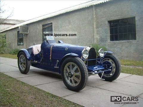 Bugatti  Type 35 B recreation 1930 Vintage, Classic and Old Cars photo