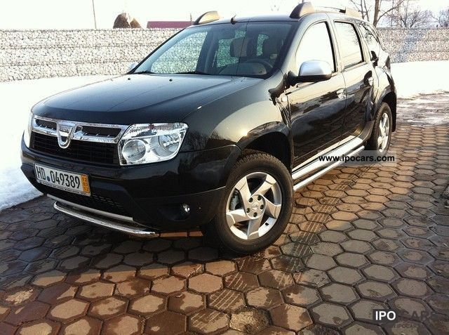 2012 dacia duster dci 110 fap 4x4 luxury sofotr car photo and specs. Black Bedroom Furniture Sets. Home Design Ideas