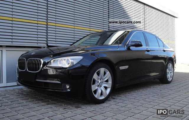 2011 BMW  730d Led.Braun / Rearcam / Distronic / HUD Limousine Used vehicle photo