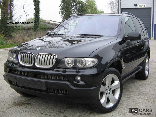 2006 BMW  X5 3.0d Sport Exclusive Edition * Navi * Xenon * Aluminum Limousine Used vehicle photo