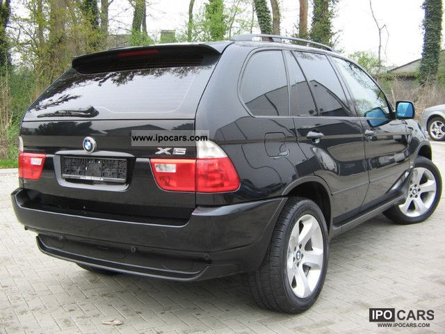 2006 bmw x5 sport exclusive edition navi xenon aluminum car photo and specs. Black Bedroom Furniture Sets. Home Design Ideas