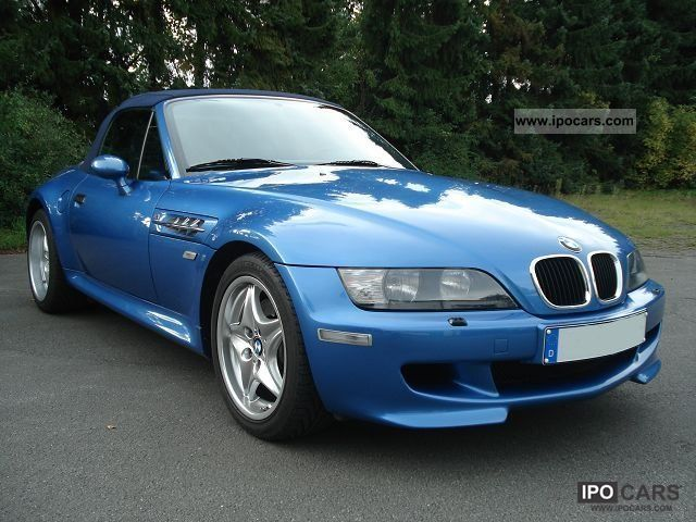 1998 Bmw Z3 M Roadster Fully Equipped First Hand Car