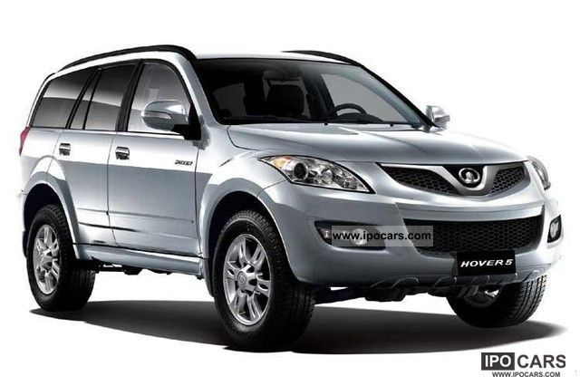 Asia Motors  Great Wall Hover H5 2.4 LPG 4x4 Super Luxury 2012 Liquefied Petroleum Gas Cars (LPG, GPL, propane) photo