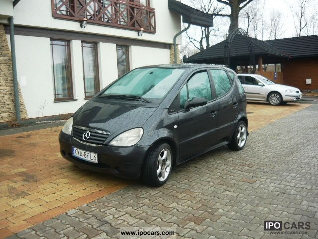 1998 Mercedes-Benz  A 160 Other Used vehicle photo