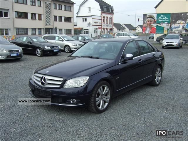 2007 mercedes benz c 200 cdi top condition car photo and specs. Black Bedroom Furniture Sets. Home Design Ideas