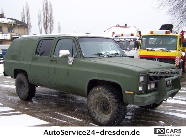 1984 GMC Suburban four-wheel diesel Off-road Vehicle/Pickup Truck Used ...