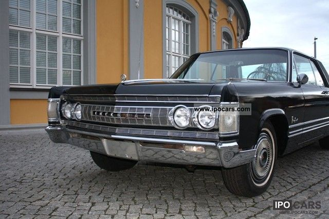 Chrysler  Imperial Crown Coupe, V8 Big Block H-approval 1967 Vintage, Classic and Old Cars photo