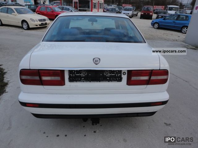 1995 lancia kappa 2 4 tds     automatic climate    tuv
