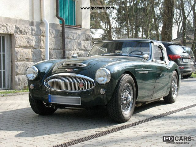 Austin Healey  BT7 1962 Vintage, Classic and Old Cars photo