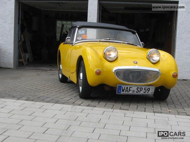 1959 Austin Healey  Sprite MK I Cabrio / roadster Classic Vehicle photo