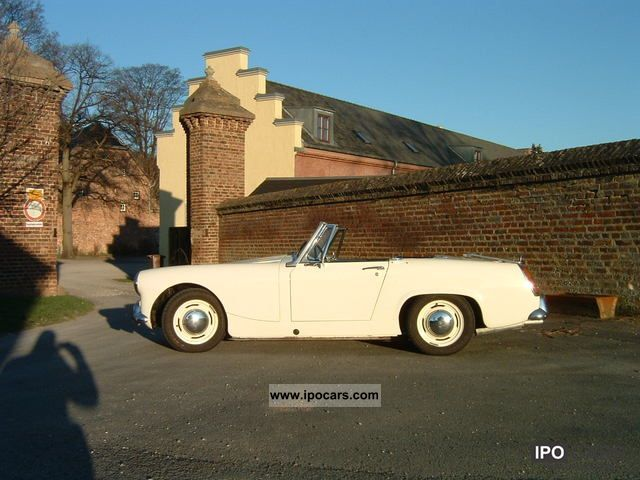 Austin Healey  Sprite 1966 Vintage, Classic and Old Cars photo