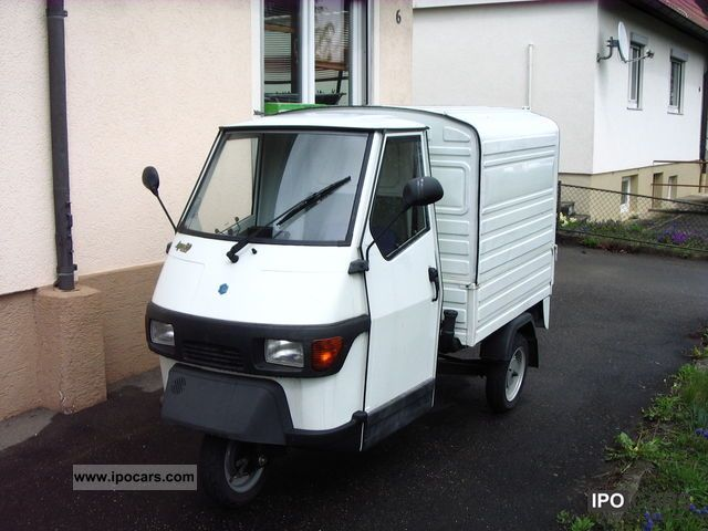 2002 Piaggio  APE Other Used vehicle photo