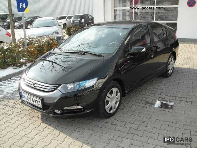Honda  Insight 1.3 Elegance seats / cruise / Einpar 2012 Hybrid Cars photo