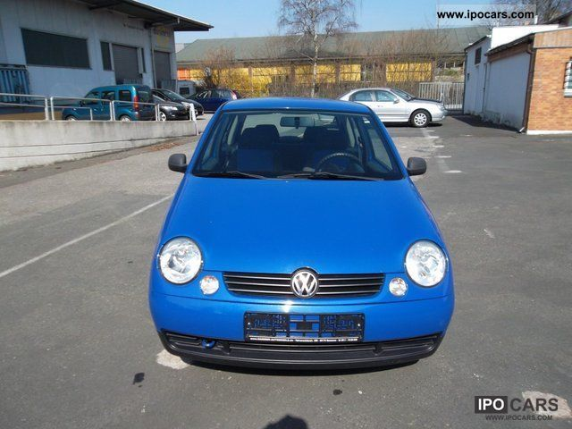 1999 Volkswagen Lupo 1st Hand College Car Photo And Specs