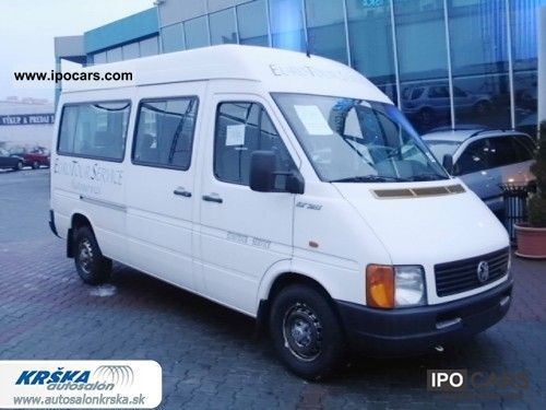 1999 Volkswagen  LT 35 2.5TDI 9-seat bus Van / Minibus Used vehicle photo