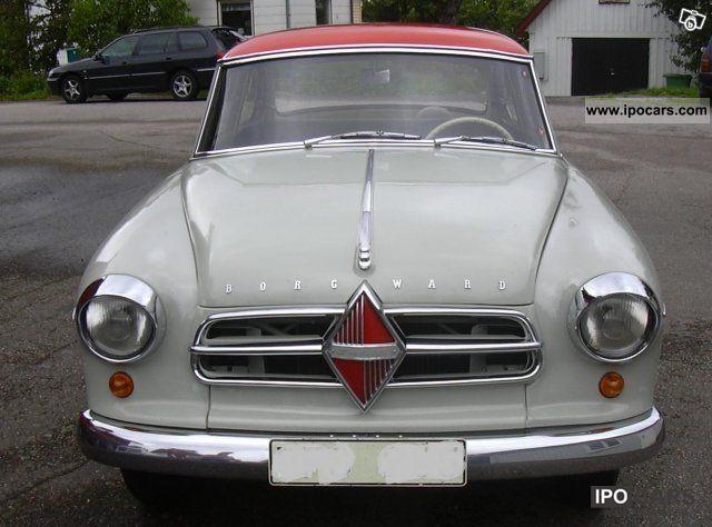 Borgward  Isabella 1957 Vintage, Classic and Old Cars photo