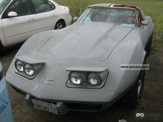 Corvette  Other 1977 Vintage, Classic and Old Cars photo